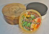 Lemon Rose Shaving Soap