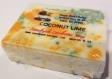 Coconut Lime Cocoa Butter Soap