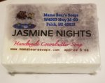 Jasmine Nights Cocoabutter Bath Soap