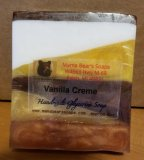 Vanilla Cream Glycerin Soap