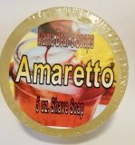 Amaretto Royale Scented Shaving Soap