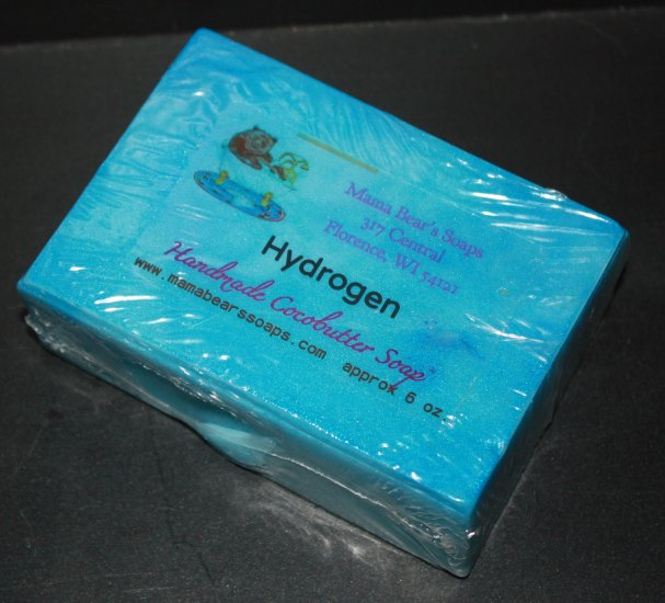 Hydrogen Cocoabutter Bath Soap - Click Image to Close