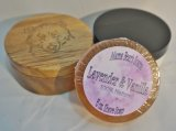 Lavender and Vanilla Glycerin Shave Soap