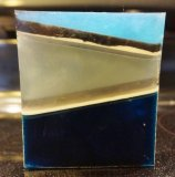 Blue Glycerin Soap with Polo Black fragrance
