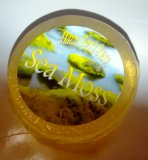 "Sea Moss Mug Soap... 1.5 oz Shaving Soap 2"" diameter"