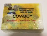 Cowboy Cocoa Butter Soap