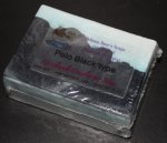 Polo Black type Cocoabutter Bath Soap