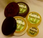Vetivert Shaving Soap