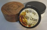 Whiskey Cream Shaving Soap