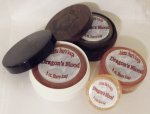 Dragon's Blood Glycerin Shave Soap
