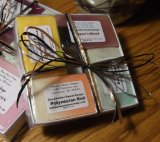 8 cocoabutter guest soaps in a gift box