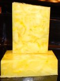 Lemon Zest Glycerin Bath Soap