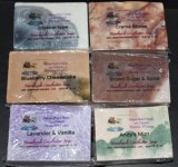 6 Cocoabutter Soaps for the price of 5. Cocoabutter Only.