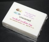 Unscented.. no fragrance... Cocoabutter Bath and Facial Soap
