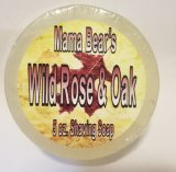 Wild Rose & Oak 5oz Shave Puck