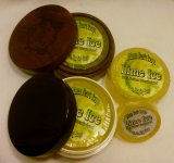 Lime Ice Glycerin Shave Soap 100% Natural