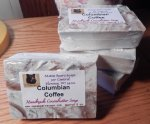 Colombian Coffee Cocoabutter Bath Soap
