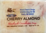 Cherry Almond Cocoa Butter Soap