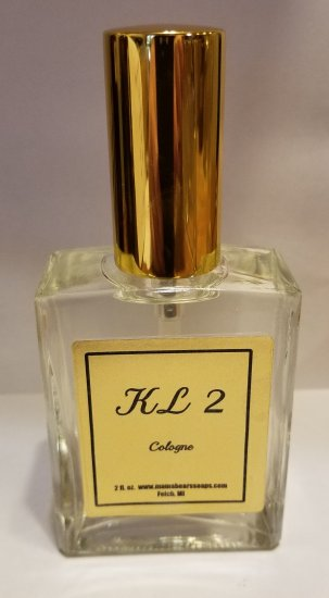 KL 2 oz. Cologne Splash, our version of Lagerfeld - Click Image to Close