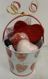 Adult Valentine's Tin Bucket
