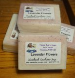Lavender Flowers Cocobutter Soap 5 oz.