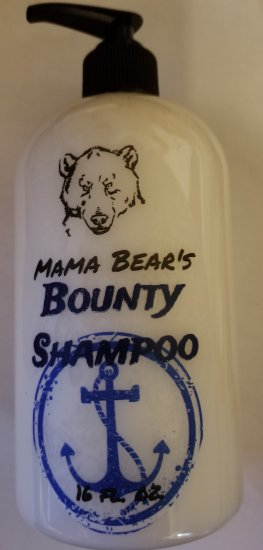 Bounty 16oz Shampoo - Click Image to Close