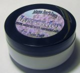 Pure Lavender Glycerin Shave Soap 100% Natural
