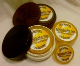 Mandarin Ice Glycerin Shave Soap 100% Natural