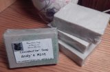 Andy's Mint (Chocolate and Peppermint) Cocoabutter Bath Soap