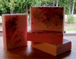 Patchouli Lilac Phantasy Cocoabutter Bath Soaps