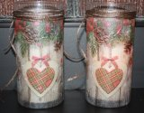 Holiday Hurricane/Rustic Heart