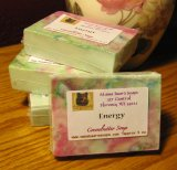 Energy Cocoabutter Bath Soap