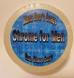 Chrome For Him Shave Soap