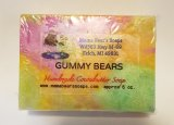 Gummy Bears Cocoa Butter Soap