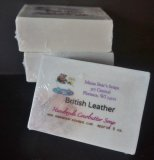 British Leather Cocoabutter Bath Soap