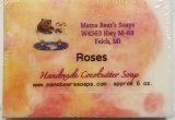 Roses Cocoabutter Bath Soap