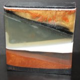 Frankincense & Myrrh Large Geometric Bath Soap