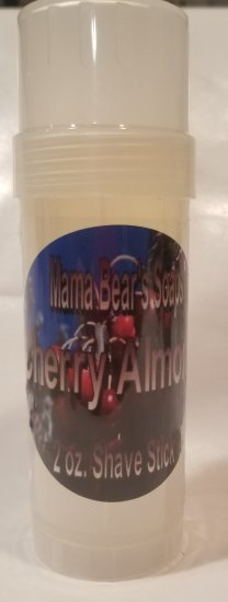 Cherry Almond Shave Stick - Click Image to Close
