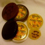 Phoenix Rising from The Ashes Shaving Soap