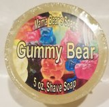 Gummy Bear Shave Soap