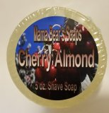 Cherry Almond Shave Soap