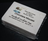Chocolate Mousse Cocoabutter Bath Soap