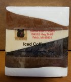 Iced Coffee Clear Custom Glycerin Bath Soap