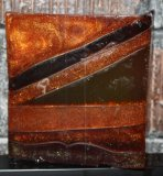 Amber Romance Large Glycerin Bath Soap
