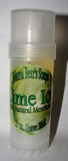 Lime Ice Shave Stick - Click Image to Close