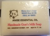 Goat's Milk Soap with Anise Essential Oil