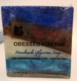 Obsessed for Men Geometric Glycerin Bath Soap