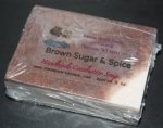 Brown Sugar & Spice Cocoabutter Soap