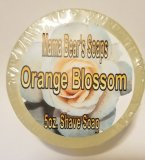 Orange Blossom Shave Soap