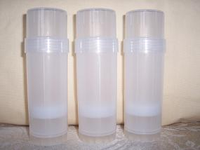 Twist-up Travel Stick Containers 2 oz. - Click Image to Close